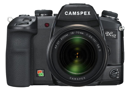 Camspex DC17 (Dream Camera 17) ✭ Camspex.com
